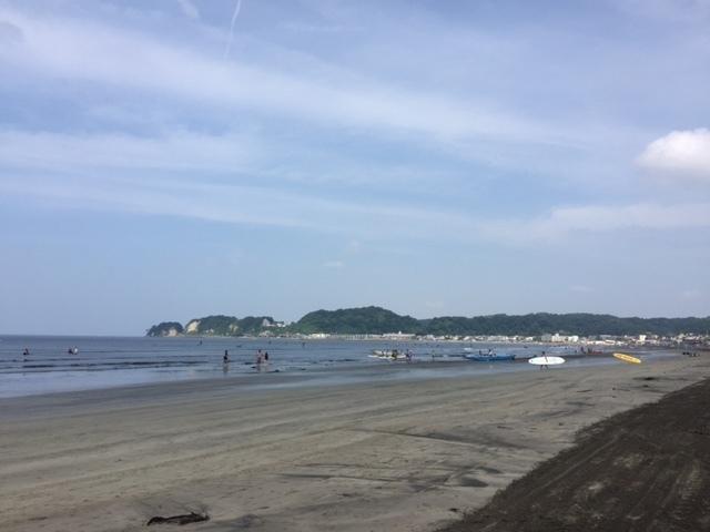 鎌倉ベースキャンプ周辺