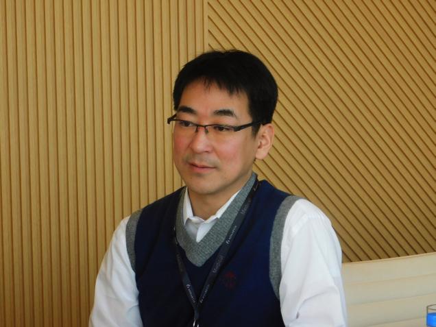 大山尚貢氏インタビュー