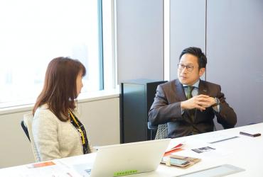ノバルティス ファーマ株式会社  綱場一成さんインタビューを公開しました